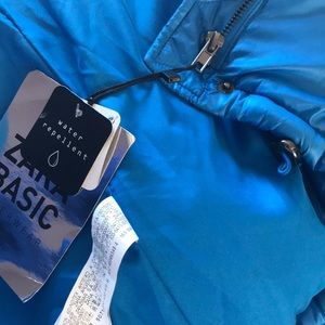 Zara Jackets & Coats - New blue Zara jacket